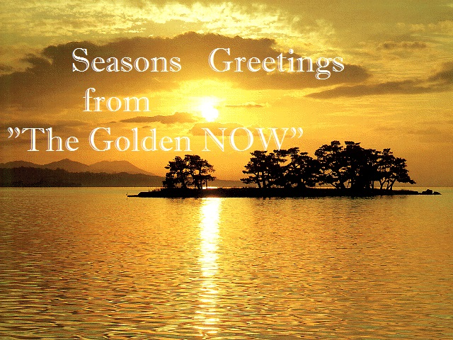 Seasons greetings from the Golden NOW
